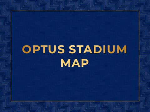 Optus Stadium Map